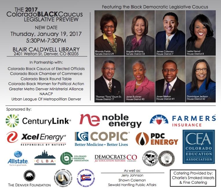 2017 Black Caucus Legislative Preview Invite NEW DATE 8.0